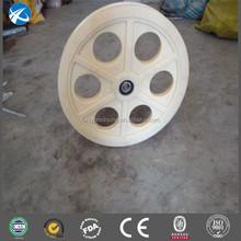 UHMWPE Machining Parts/PE Material Parts/Custom CNC Part
