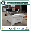 QISHENG CNC 3d cnc wood carving router/hobby 3d cnc router in advertising industry with high performance