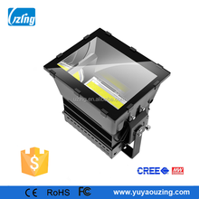 IP65 Outdoor 1000W LED Basketball Court Light CreeChip Meanwell Driver