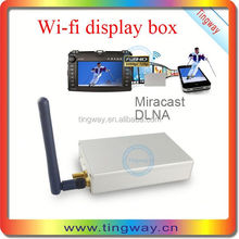 China OEM car wifi,support DLNA,Miracast, Airplay, Airplay Mirror