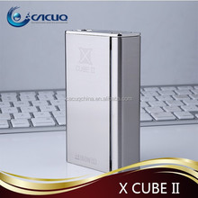2015 latest and hottest vaporizer smoking device 160w temperature control mod smok xcube ii ,smok x cube ii