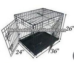 Indoor or Outdoor pet cage dog carrier