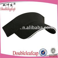 wholesale beautiful Blank Custom High quality fit summer fashion adjustable sun visor hat