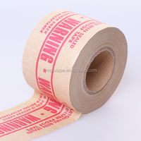 multi-use food grade brown kraft sealing paper tape
