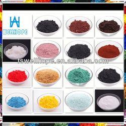 ceramic pigment red for paint