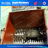 BOGDA waste used car/truck/ORT tire recycling equipment machine line