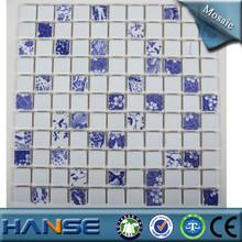 Qh2520 cerâmica telha da parede mosaico com diferentes padrão de desenho