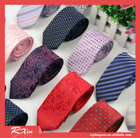 6 cm arrow type jacquard pattern man tie Fashion wedding business ties