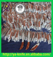 folding wooden knife blanks