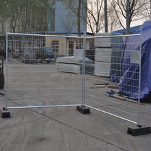 Fast Delivery Free Standing Portable Temporary Fencing