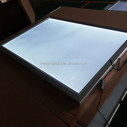Single Side LED Poster Frame with PVC graphics
