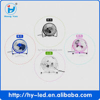 6inch popular mini air cooling USB powered fan