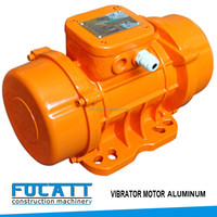 Adjustable aluminum external electric Vibrator Motor with same installation size OLI vibrator motors