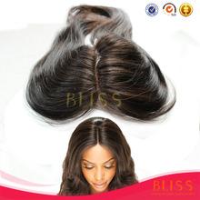 4*4'' Virgin Hair Free Parting Lace Closure, Bliss Silk Base Closure, Raw Brazilian Hair Closure