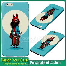 Mix color designer print phone case, mobile phone case for iphone 6, fashion for iphone 6 hybrid case