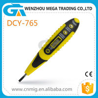Good Quality Hand Tools Screwdriver Pen Detector Digital Voltage Electric Tester
