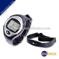 Digital Heart Rate - Pulse Monitor Rubber Chest Strap