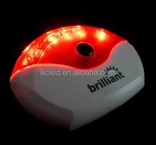 brilliant Wireless Sensor Bike BRAKE STOP Safety Rear Tail Back Auto Light