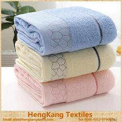 100% cotton custom most bleach proof towel