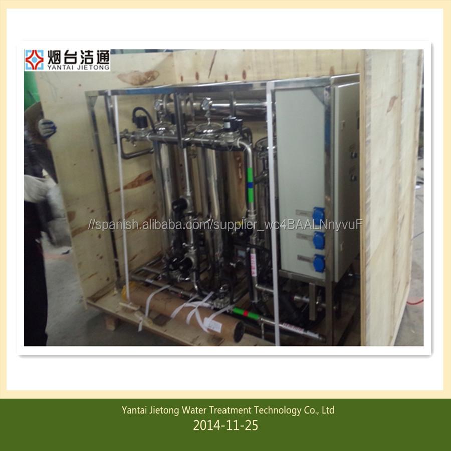 Recipiente de filtro de Agua de Río o Lago/Río o Lago sistemas de purificación de agua/ro agua pura máquina de hacer
