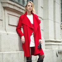 Wholesale 2015 Wholesale Latest Autumn Fashion Lady Noble Elegant Wool Cape Poncho Coat