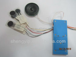 10s 10 Sec Sound Voice Messager Recordable Module Chip for Card With Buttons