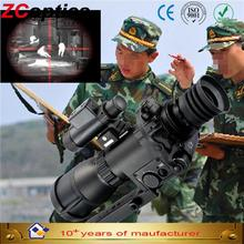 alarm security system night vision riflescope RM350 outdoor table