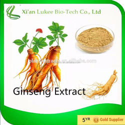Ginseng Root Extract Powder/Red Ginseng Extract Powder/Organic Ginseng Extract