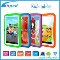 2014 hot products, new model cute kids tablet with amazing low price