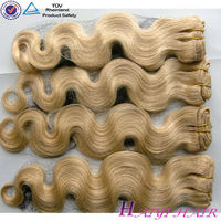 2015 Hot Selling Factory Wholesale Price Top Quality Brazilian Blonde Virgin Remy Hair