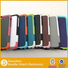Mix color designer phone case, korean mobile phone case for iphone 6, fashion for iphone 6 hybrid case