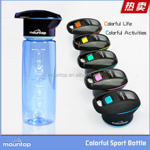 2015 Wal-Mart approved NEW Hiking Water Bottle big capacity hiking bottle for outdoor use,SOS Function