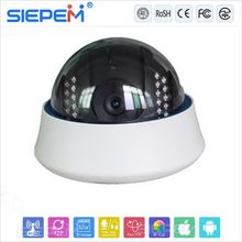 Super quality hot selling ip camera auto rotate/ip camera dome with poe/UDP ip dome security cameras