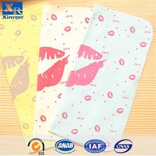 Custom soft suede-like glass cloth