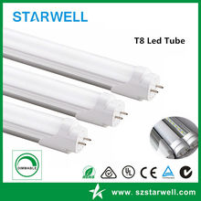 Best quality newly design 18w t8 led red tube