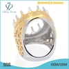 Indinesia claw casting designs gold finger rings discount