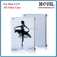 Blank subliamtion mobile phone housing for iPad Air 2 film phone case