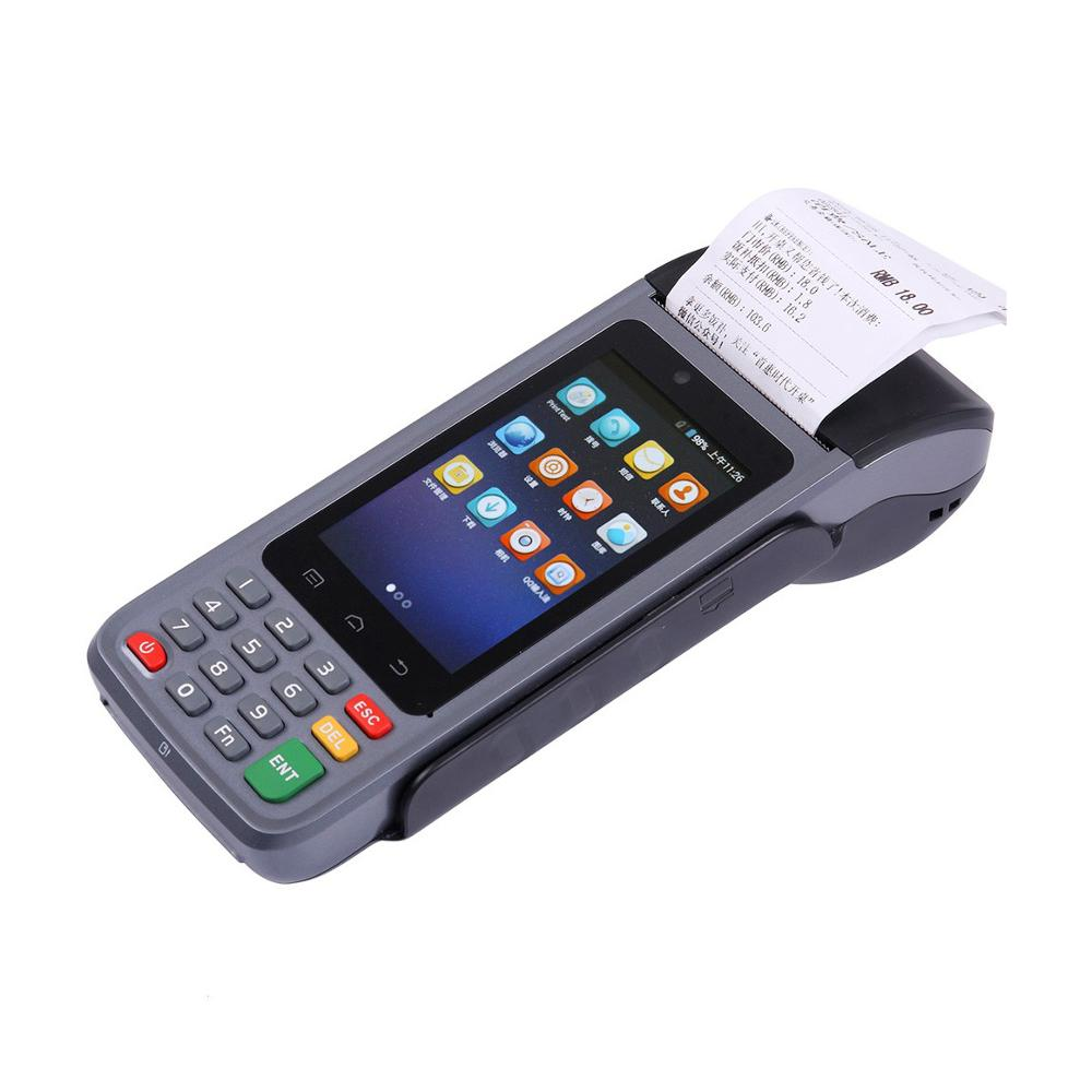 Cheap Touch Screen Handheld Android Pos Terminal Price