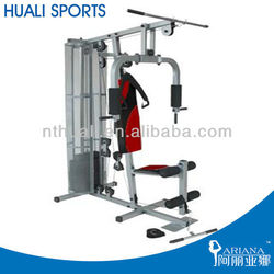 4 station multi home gym equipment