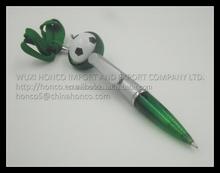 Ball pen with lanyard