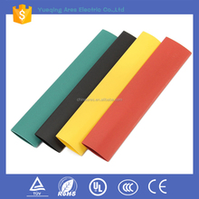 2015 hot sale 600V 13 mm SGS ROHS PE electrical heat shrink tube /tubing /sleeve/insulation with shrink ratio2:1