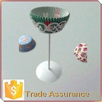 Metal mini wedding cupcake stand