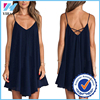 Yihao 2015 New Arrival Summer Sexy Fashion Women Sleeveless Party Dress Evening Cocktail Casual Mini Dresses