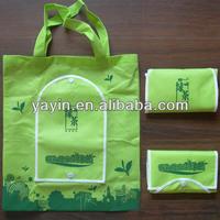 Cheap hot sale non woven foldable bag/ foldable grocery shopping bag/ foldable non woven recycle bag