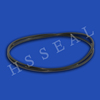High tearing resistance EPDM rubber O ring various shape and size for pipe flange