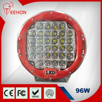 96W Driving Spot LED Work Lights for 4WD Off-road Vehicle 96Watt Driving Spot LED Work Lighting Manufacturer
