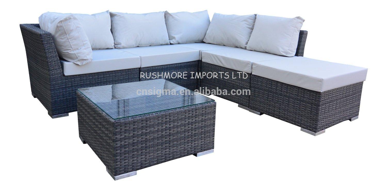 Rotin meubles de jardin pas cher c l bre gris moderne for Table d exterieur pas cher