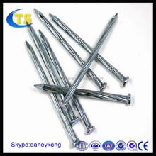 spiral steel nail/ galvanized concrete nails CN-52D