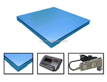 CE approved 1 ton digital floor weighing scale