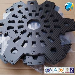 2014 new cnc machining Service /carbon fiber cutting supply